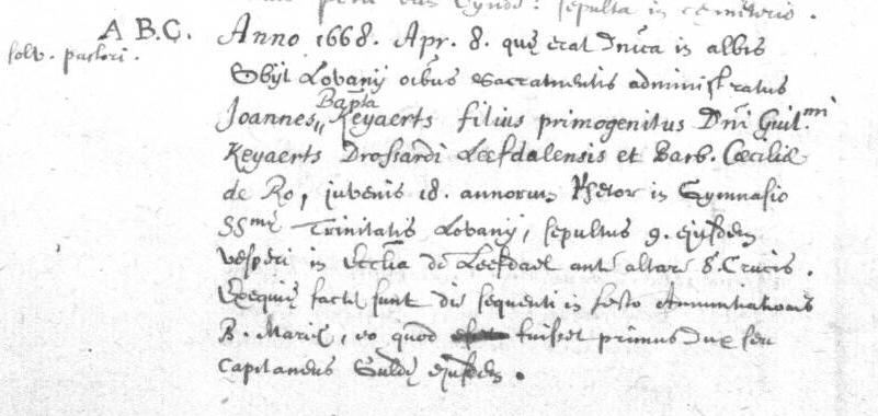 1668-overlijdensregister-kapitein-Keyaerts