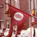 1902 De Pekes maken een nieuwe vlag