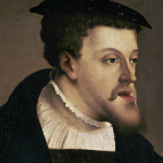 1540 Keizer Karel beperkt de voorrechten van de recente schuttersgilden met geweren en buksen