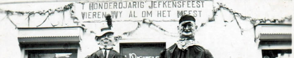 Jefkes, Pekes en Mekes Leefdaal