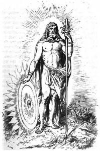 Baldur of Baldr