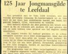 1966 Viering 125-jarig bestaan