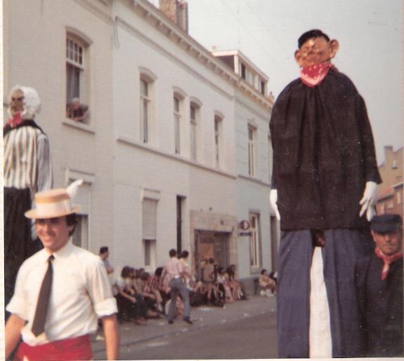 Reuzenstoet Tervuren 9/1973
