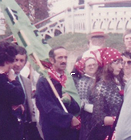 1981 Stoet priesterwijding