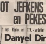 """1969 Jefkes en Pekes zoeken de """"koning der koningen"""""""