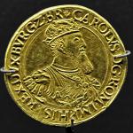 1517 keizer Karel hervormt het muntstelsel